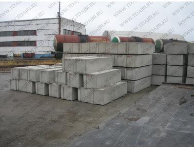 Фундаментные блоки г. Кемерово
